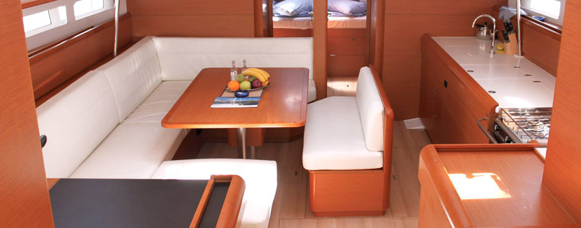 Achilles yacht - Sun Odyssey 509