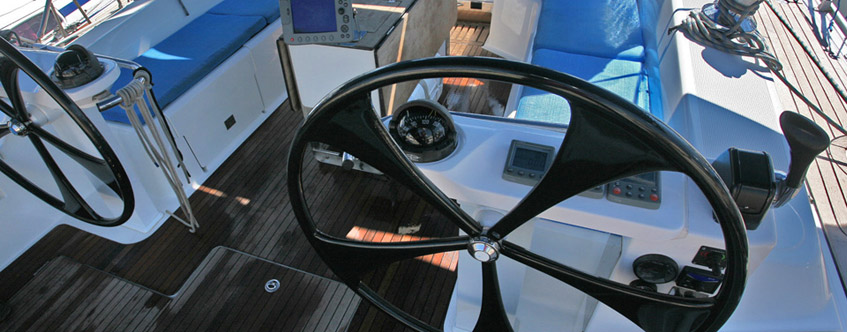 Apollon yacht - Bavaria 55 Cruiser
