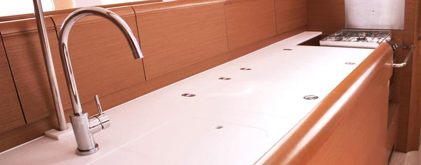Athena yacht - Sun Odyssey 479
