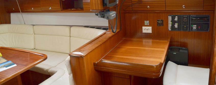 Ikaros yacht - Bavaria 44