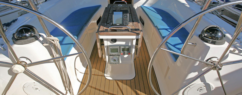 Iraklis yacht - Bavaria 42 Cruiser