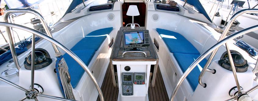 Agamemnon yacht - Βavaria 50 Cruiser
