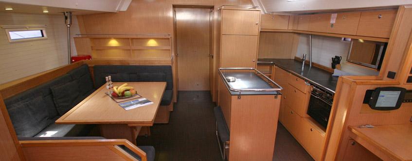 Apollon yacht - Bavaria 55 Cruiser