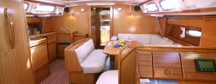 Aiolos yacht - Bavaria 46 Cruiser