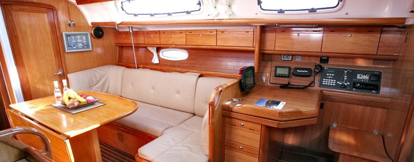 Aristoteles yacht - Bavaria 38 Cruiser