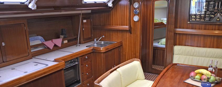 Dedalos yacht - Bavaria 47