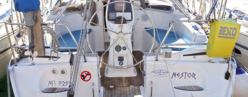 Nestor yacht - Bavaria 37 Cruiser